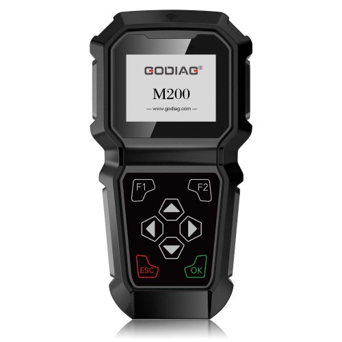 [US Ship] GODIAG M200 for Chrysler/Jeep Hand-held OBDII Odometer Adjustment Professional Tool