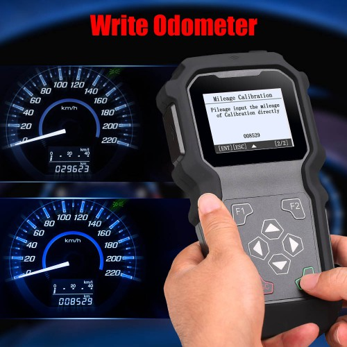 [Best Selling] GODIAG M201 for Ford Hand-Held Professional OBDII Odometer Adjustment Tool