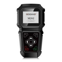 [US Ship] GODIAG M202 for GM/Chevrolet/Buick Hand-Held Professional OBDII Odometer Adjustment Tool