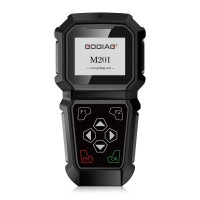 [US Ship] GODIAG M201 for Ford Hand-Held Professional OBDII Odometer Adjustment Tool
