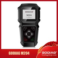 GODIAG M204 for Hyundai Hand-Held Professional OBDII Odometer Adjustment Tool