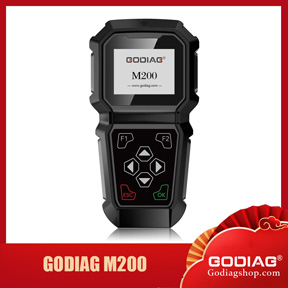 [Best Selling] GODIAG M200 for Chrysler/Jeep Hand-held OBDII Odometer Adjustment Professional Tool