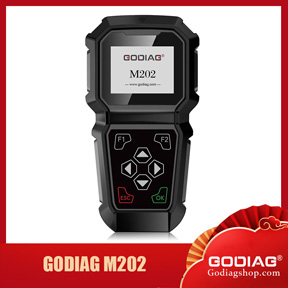 [Best Selling] GODIAG M202 for GM/Chevrolet/Buick Hand-Held Professional OBDII Odometer Adjustment Tool