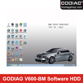 [Win7/Win10 HDD] V2021.03 ISTA-D 4.27.20 ISTA-P 3.67.1.006 with Engineers Programming Win7 System 500GB Hard Disk for BMW ICOM & GODIAG V600-BM